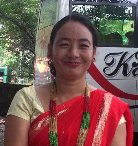 Purna Kumari Shahi