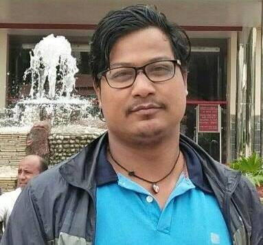 Krishna Chaudhary, Finance Coordinator