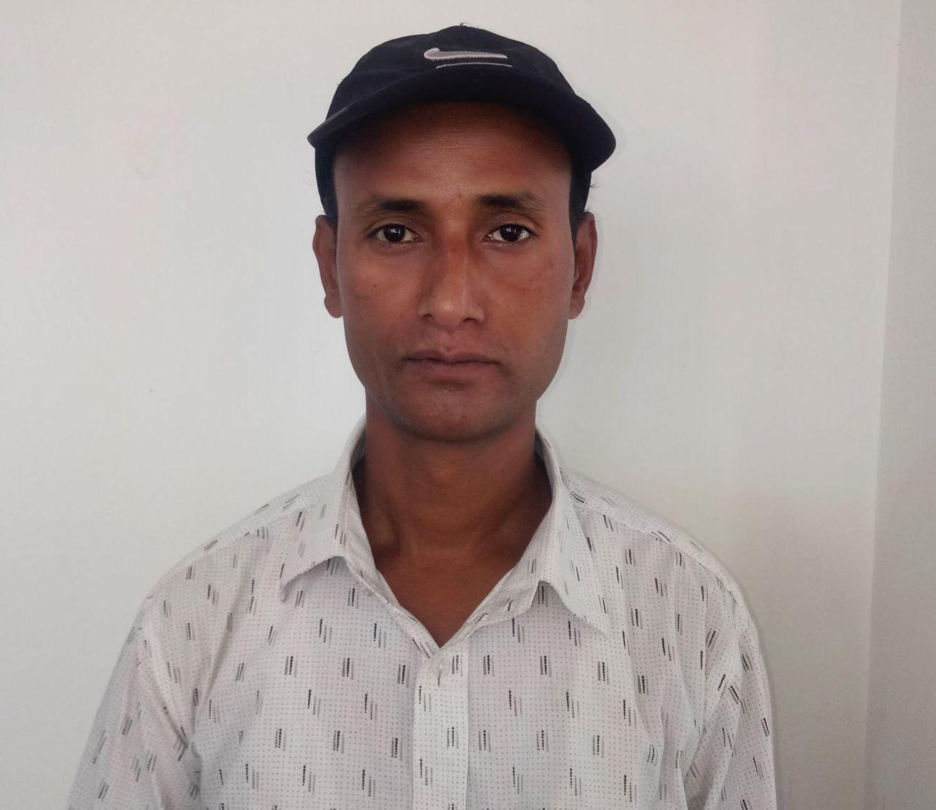 Ganesh Thapa, JTA