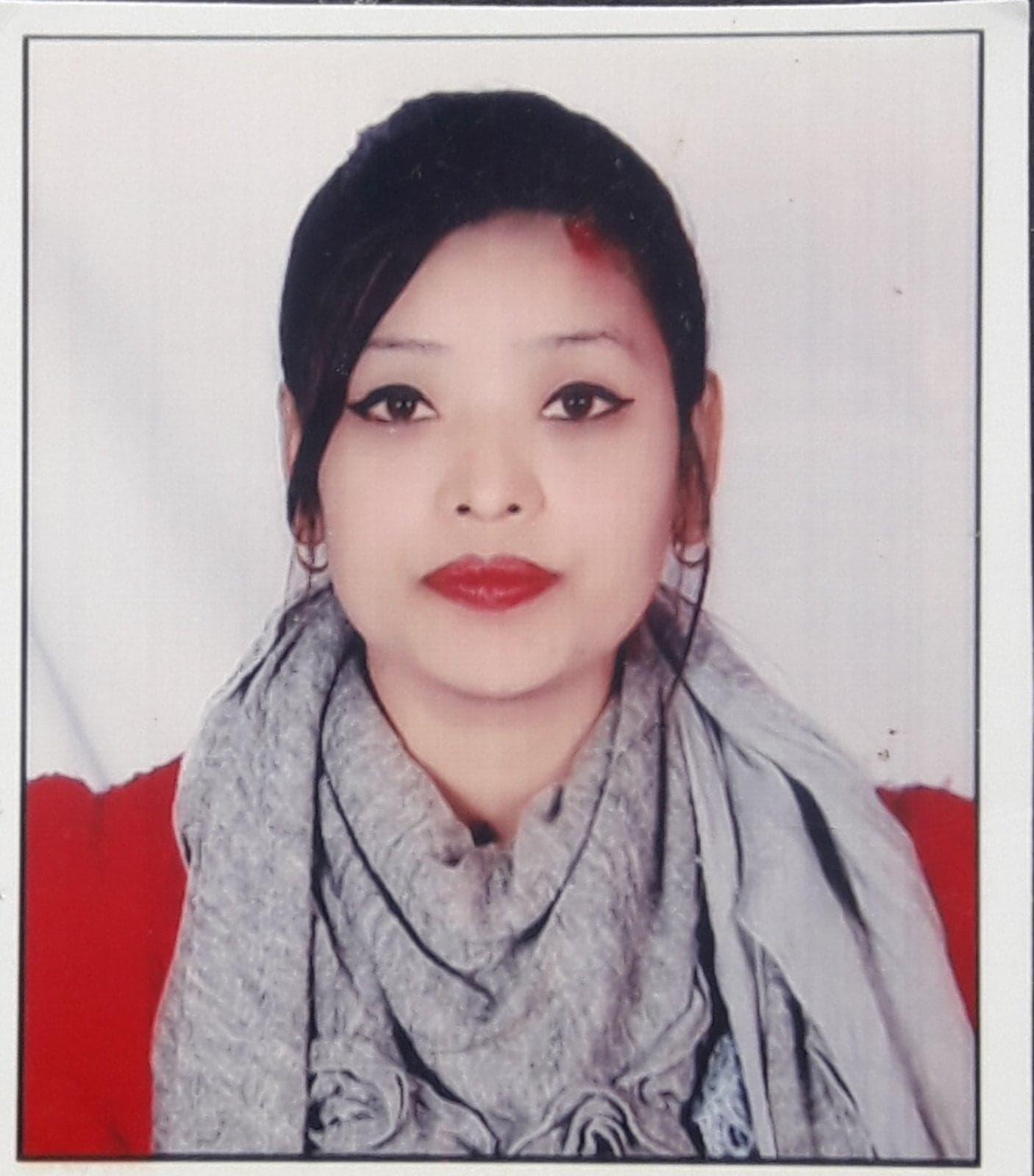 Mukta Kumari Kumal, Psycho Social Counselor