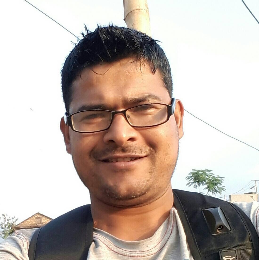 Narayan Aryal, MRC Counselor