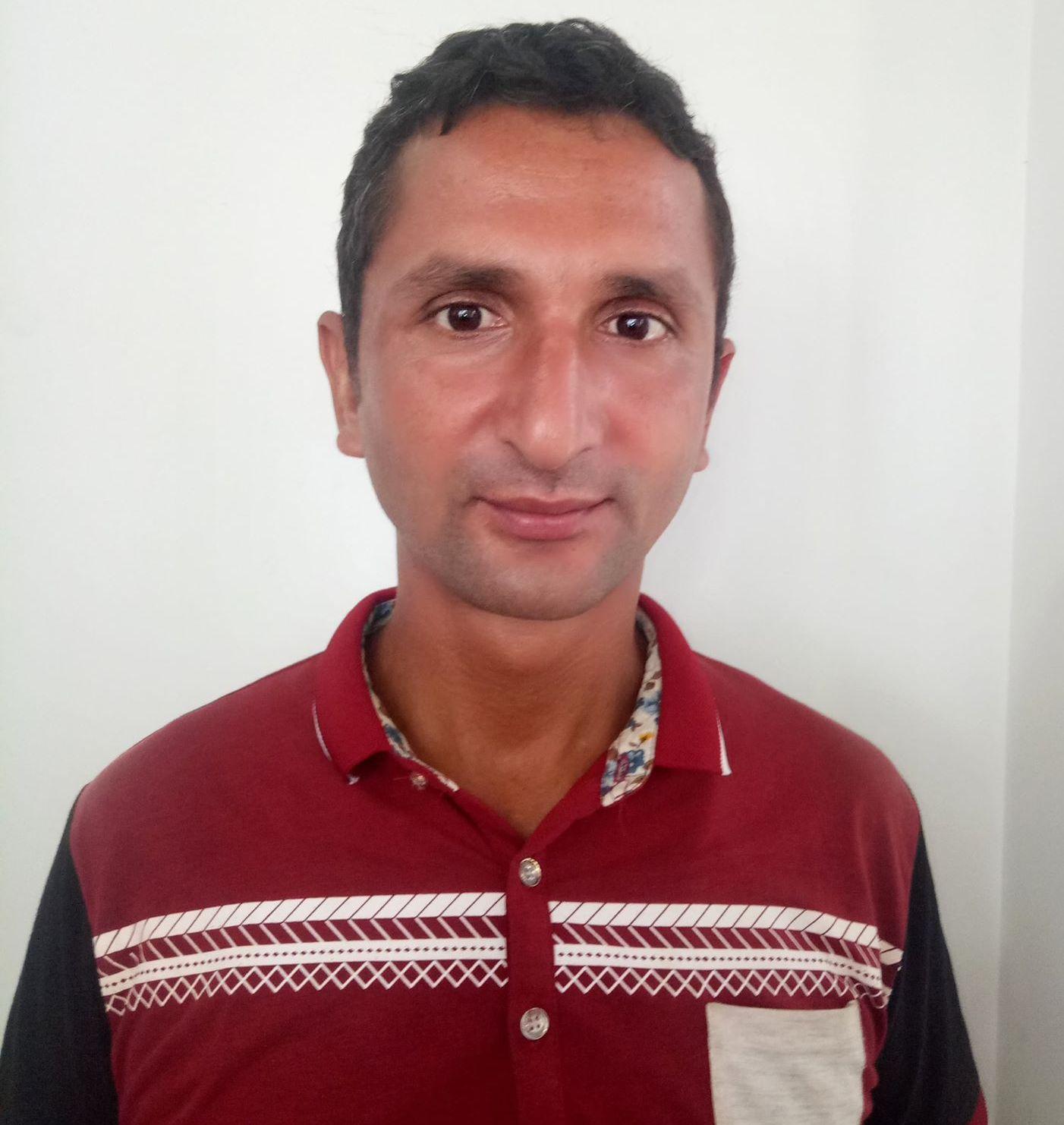 Subash Acharya, JTA