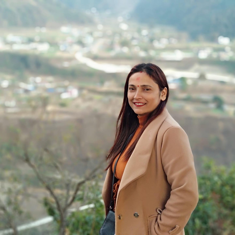 Samjhana Thapa, Financial Literacy Facilitator